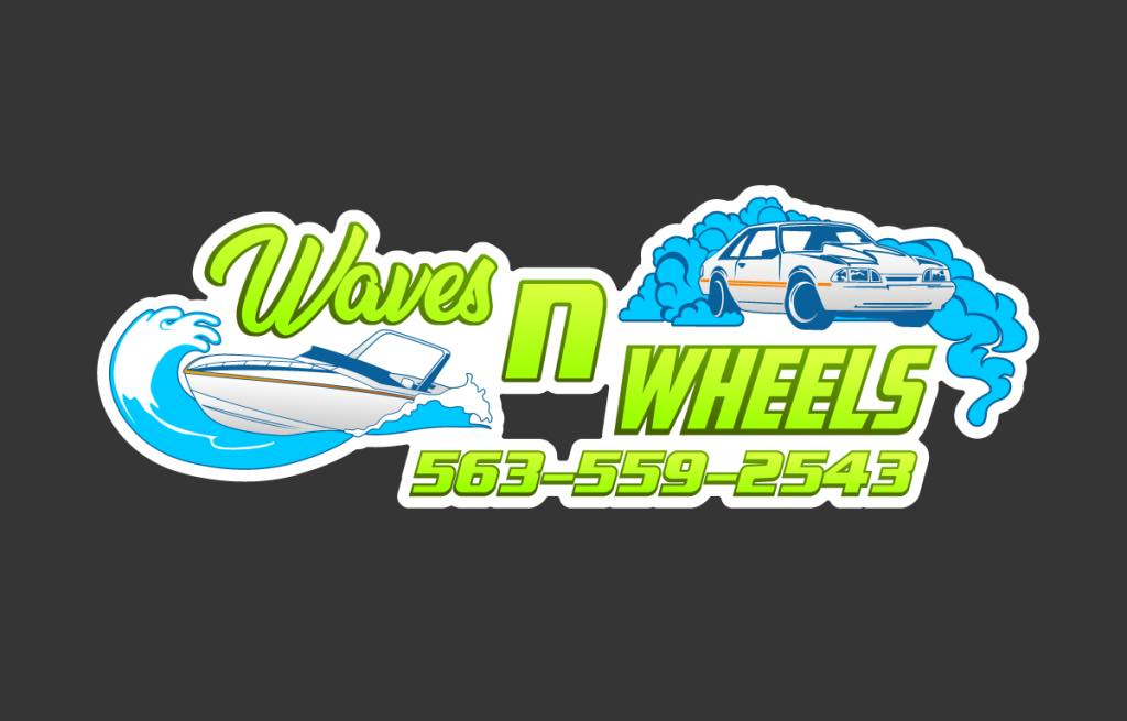 Waves-n-Wheels LLC  Clinton/Camanche