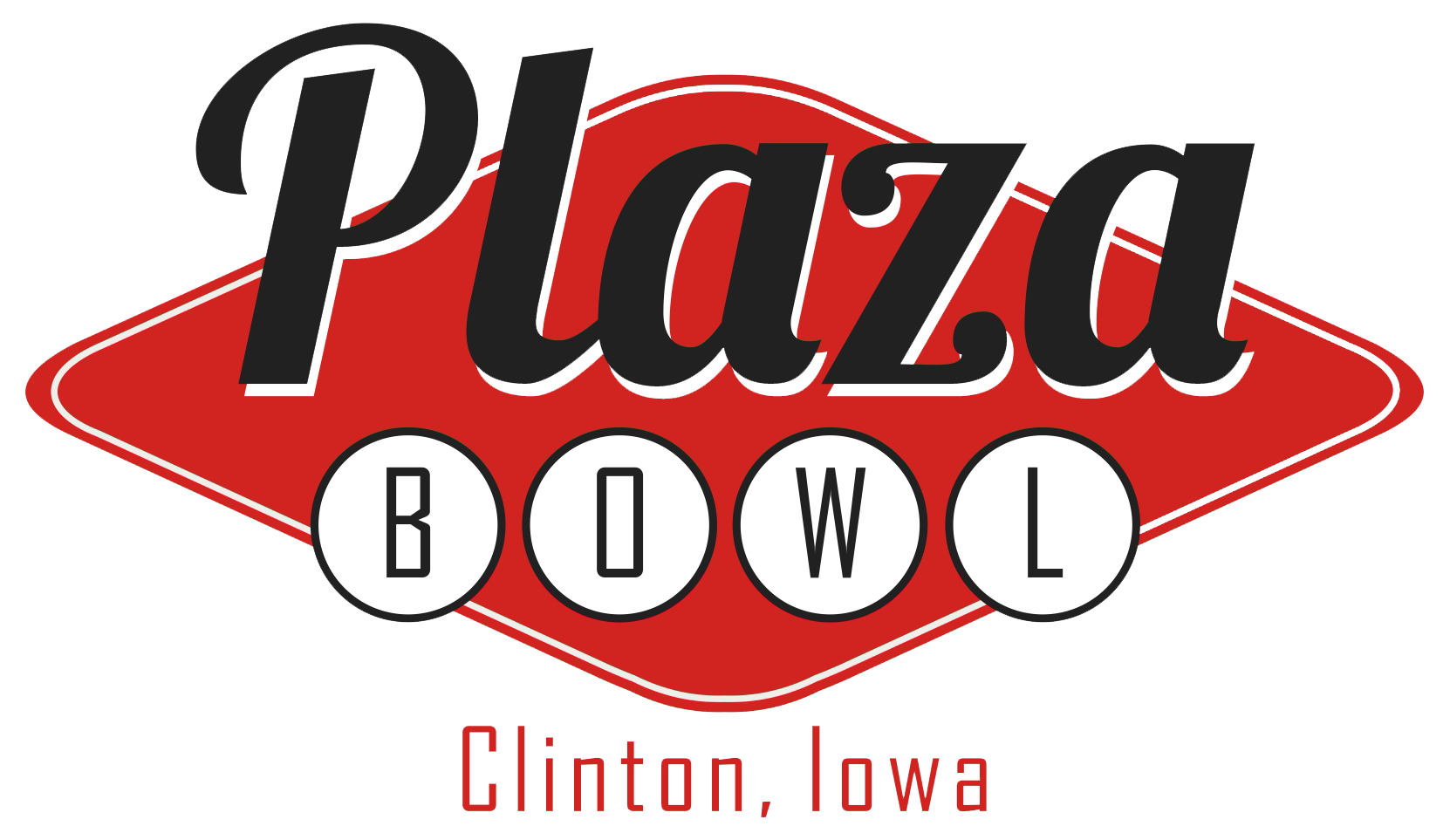 Plaza Bowl - Clinton