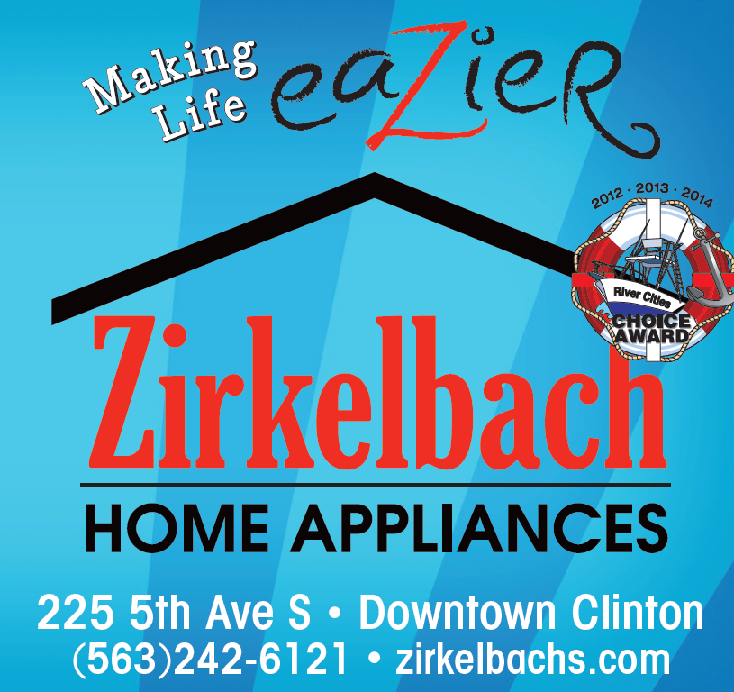 Zirkelbach Home Appliances - Clinton